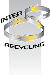 Inter Recycling de Logo
